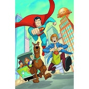 Scooby Doo Team Up Volume 2