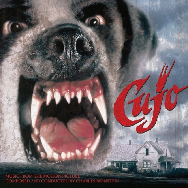 Charles Bernstein ‎- Cujo (Music From The Motion Picture) Vinyl
