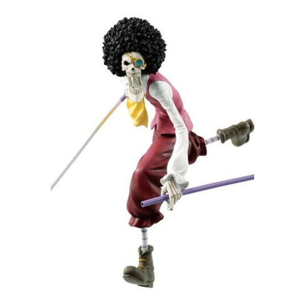 Brook (One Piece: Stampede) Ichibansho PVC Statue