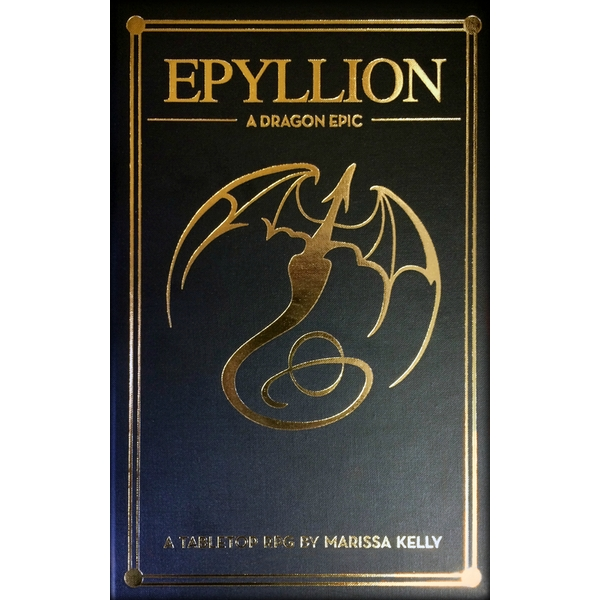 Epyllion: A Dragon Epic Hardcover