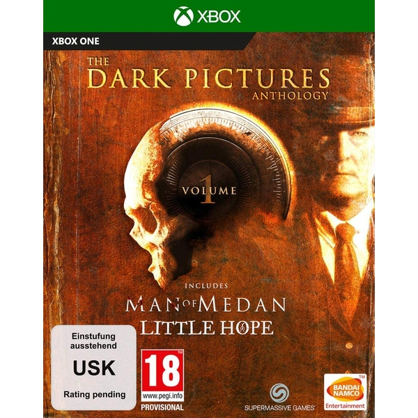 The Dark Pictures Anthology Volume 1 Limited Edition Xbox One Game