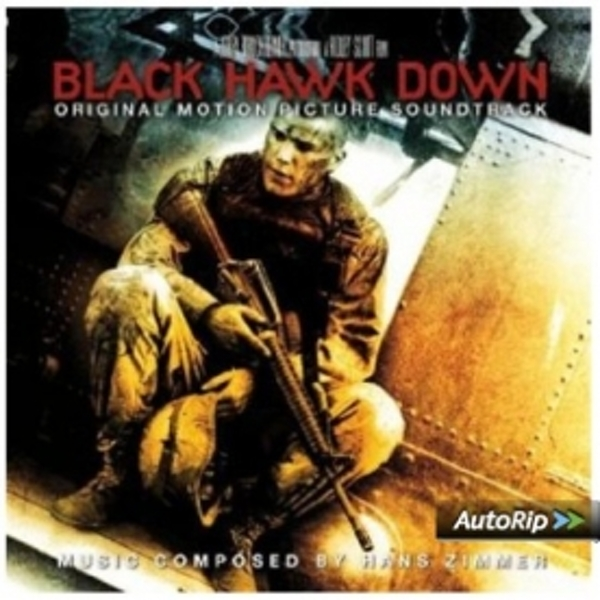 Original Soundtrack - Black Hawk Down CD