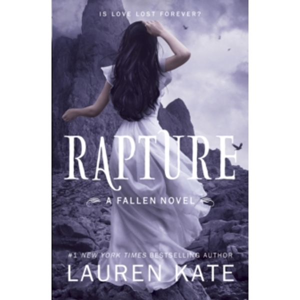 Rapture: Book 4 of the Fallen Series by Lauren Kate (Paperback, 2013)
