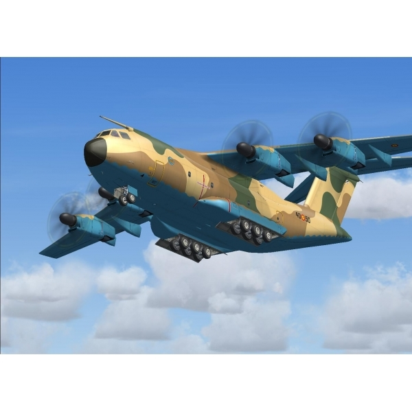 Airbus A400M Modern Airliner Collection Game PC - Image 4