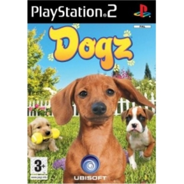 Dogz Game PS2