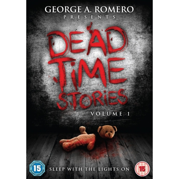 George A Romero Presents Deadtime Stories DVD