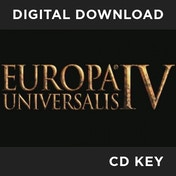 Europa Universalis IV (Four) with 100 Years War DLC PC CD Key Download for Steam