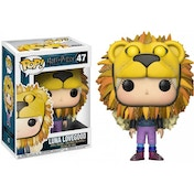 Luna with Lion's Head (Harry Potter) Funko Pop! Vinyl Figure