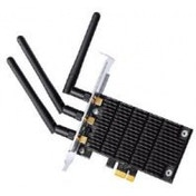 TP-LINK AC1900 T9E 1300Mbps 5GHz 600Mbps 2.4GHz Wireless Dual Band PCI Express Adaptor Black