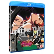 Lupin 3rd The Women Called Fujiko Mine Blu-ray