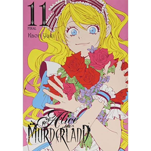 Alice in Murderland, Vol. 11