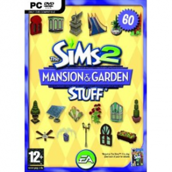 The Sims 2 Mansions & Garden Stuff Game PC