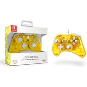 PDP Rock Candy Wired Nintendo Switch Controller YELLOW