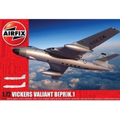 Airfix Vickers Valiant Series 11 Aircraft 1:72 Scale Model Kit