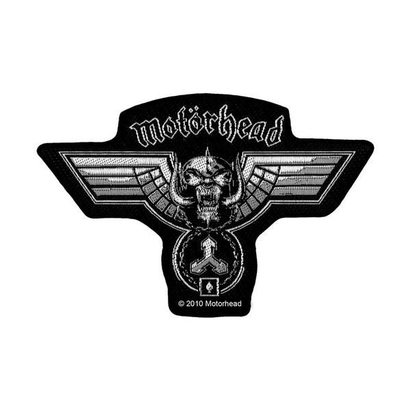 Motorhead - Hammered Cut Out Standard Patch