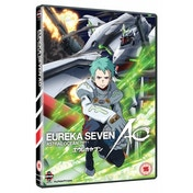 Eureka Seven AO Astral Ocean Part 1 Episodes 1-12 DVD