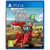 Farming Simulator 17 Platinum PS4 Game