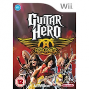 Guitar Hero Aerosmith Solus Game Wii