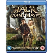 Jack The Giant Slayer Blu-ray & UV Copy
