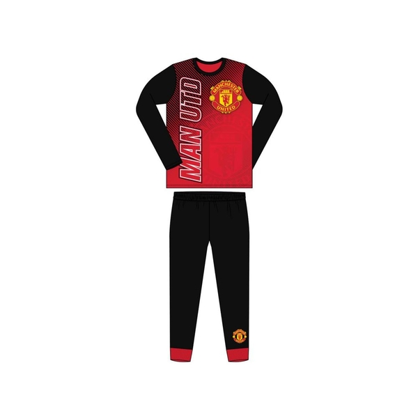 Man UTD Pyjamas Sublimation Print 9/10 yrs