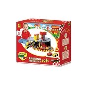 Ferrari Play and Go Parking Playset