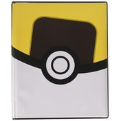 Ultra Pro Pokemon Ultra Ball 4-Pocket Portfolio