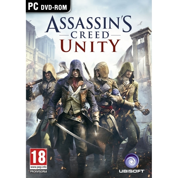 Assassin's Creed Unity PC Game - Image 1