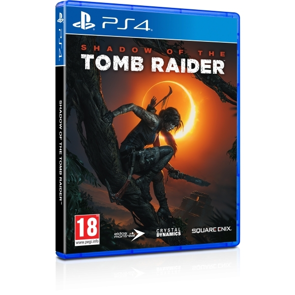 Shadow Of The Tomb Raider PS4 Game - Image 1