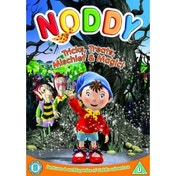 Noddy Tricks, Treats, Mischief And Magic DVD