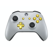 Gloss Silver & Gold Edition Xbox One Controller