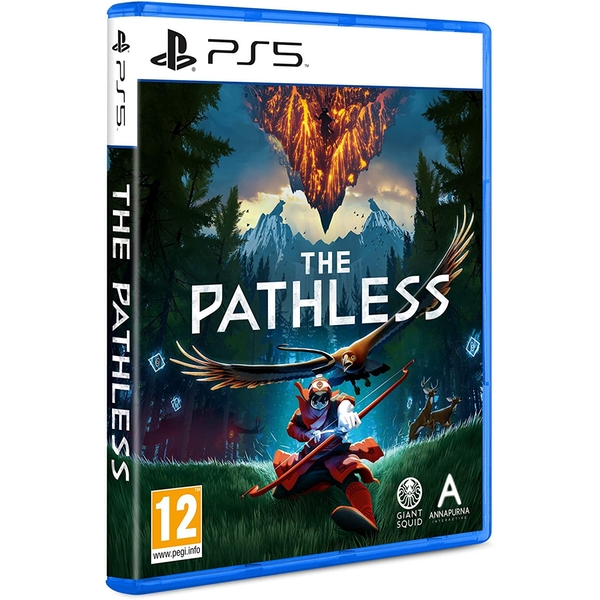 The Pathless PS5 Game