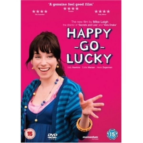 Happy-Go-Lucky DVD