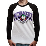 Batman - Team Joker Men's Small Long Sleeved T-Shirt - White