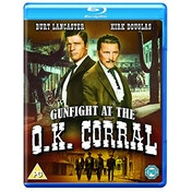 Gunfight at the O.K. Corral 60th Anniversary Blu-ray