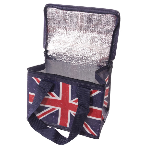 Union Flag Design Lunch Box Cool Bag