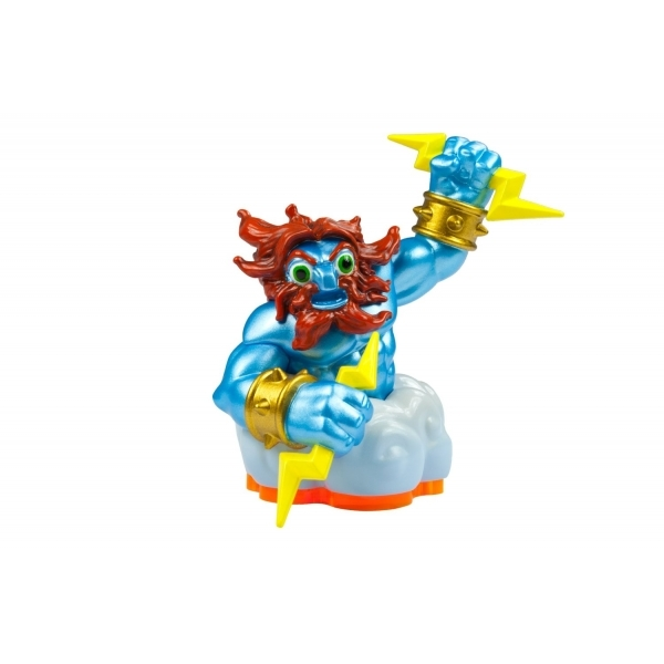 Series 2 Lightning Rod (Skylanders Giants) Air Character Figure - Image 6