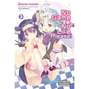 No Game No Life, Please!: Volume 3