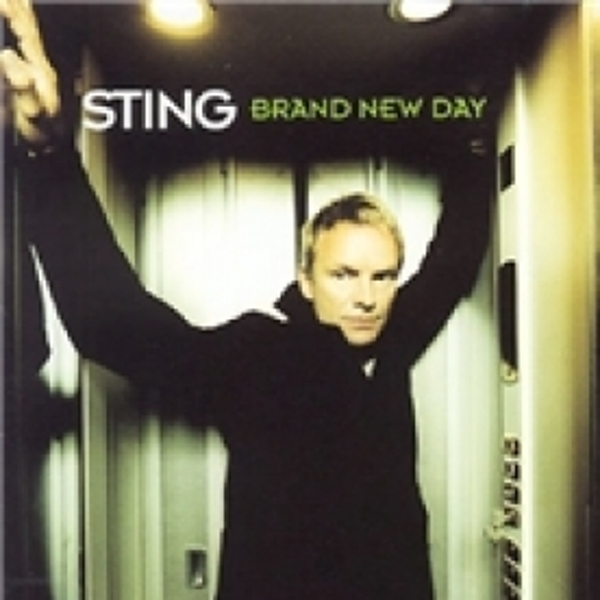 Sting Brand New Day CD