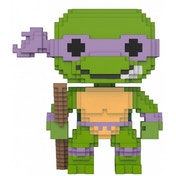 Donatello (Teenage Mutant Ninja Turtles) Funko 8-Bit Pop! Vinyl Figure