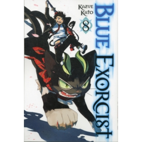 Blue Exorcist, Vol. 8 : 8