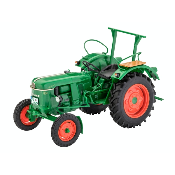 Deutz D30 Tractor 1:24 Scale Level 2 Revell Easy Click Kit