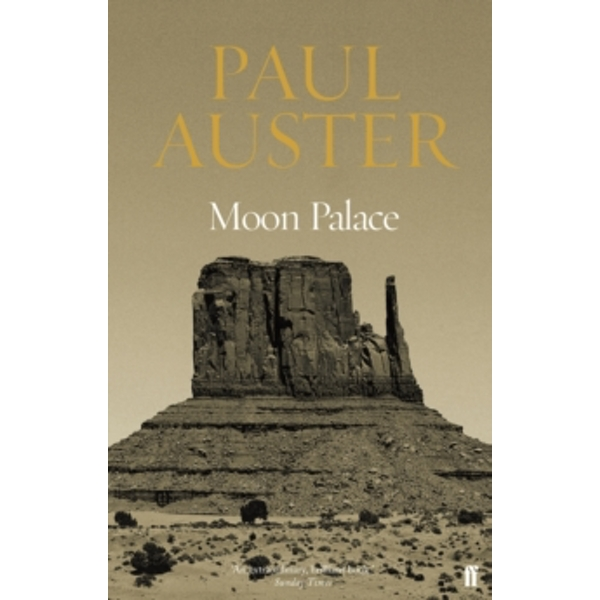 Moon Palace by Paul Auster (Paperback, 1990)