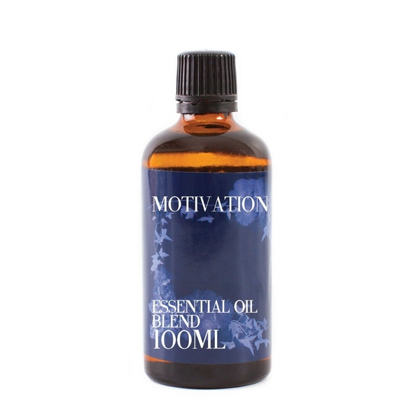 Mystic Moments Motivation - Essential Oil Blends 100ml