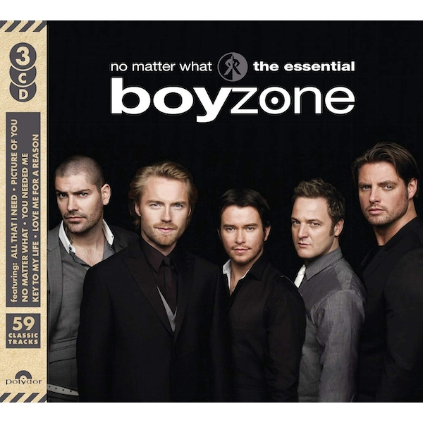 No Matter What - The Essential Boyzone CD