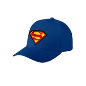 Superman - Logo Baseball Cap Blue