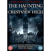 The Haunting Of Crestview High DVD