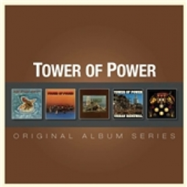 Tower Of Power Original Album Series CD