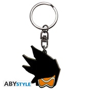 Overwatch - Tracer Metal Keyring
