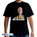One Punch Man - Saitama Fun Men's Medium T-Shirt - Black - Image 2