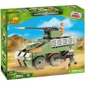 Small Army Support Vehicle 150 Pieces